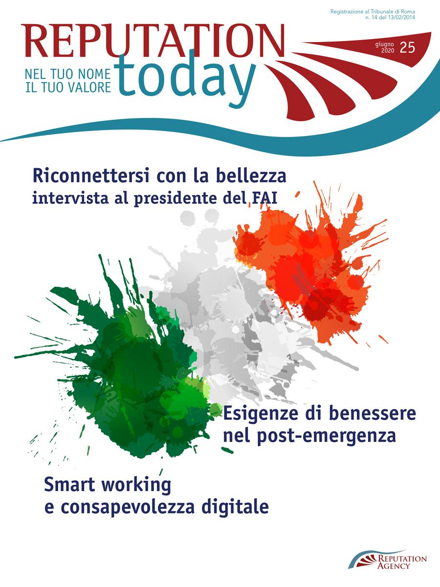 Reputation Today 25 2020 Versione Web Reputation Agency Comunicazione E Percorsi Formativi Sui Temi Della Comunicazione E Della Reputazione