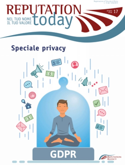 Reputation Today - Speciale privacy e reputazione