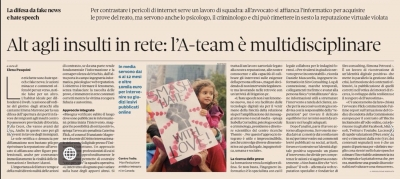 Come gestire hate speech e fake news? Ci vuole un team multidisciplinare di esperti