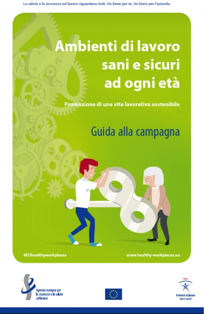 Reputation Today tra i media partner della nuova Campagna EU-OSHA